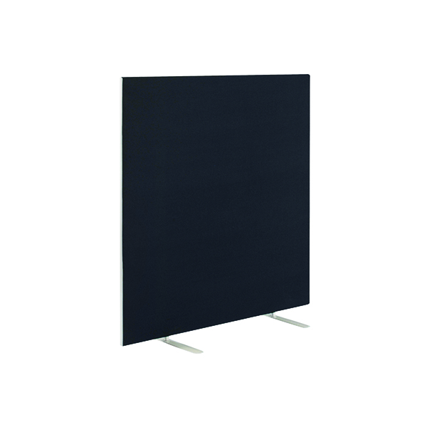 Jemini Black 1200x1600mm Floor Standing Screen KF79009