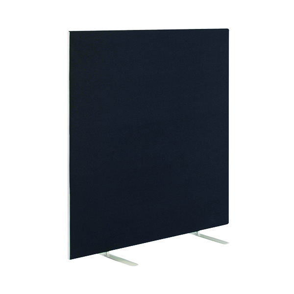 Jemini Black 1600x1600mm Floor Standing Screen KF79012