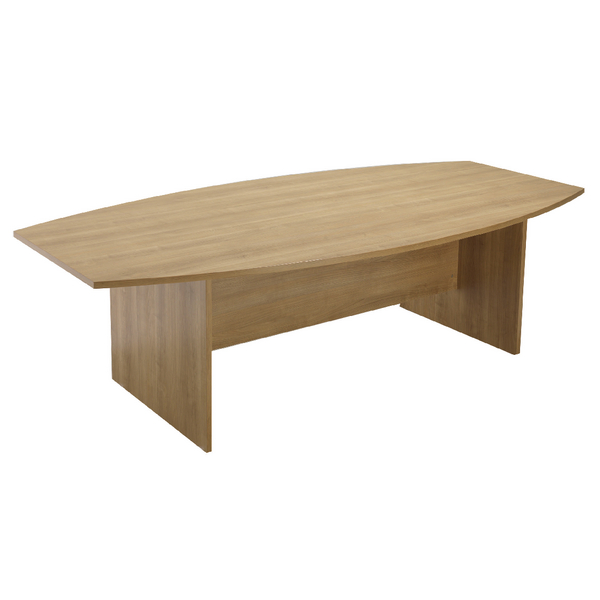 Avior Ash 2400mm Boardroom Table KF838264
