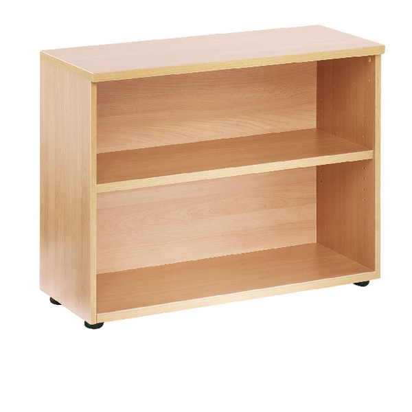 Jemini Oak 1 Shelf 730mm Bookcase KF838416