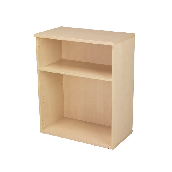 Jemini 1 Shelf Maple 1000mm Bookcase KF838421