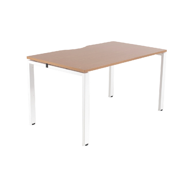 Arista Oak 1200x800mm Bench 1 Person Starter KF838990
