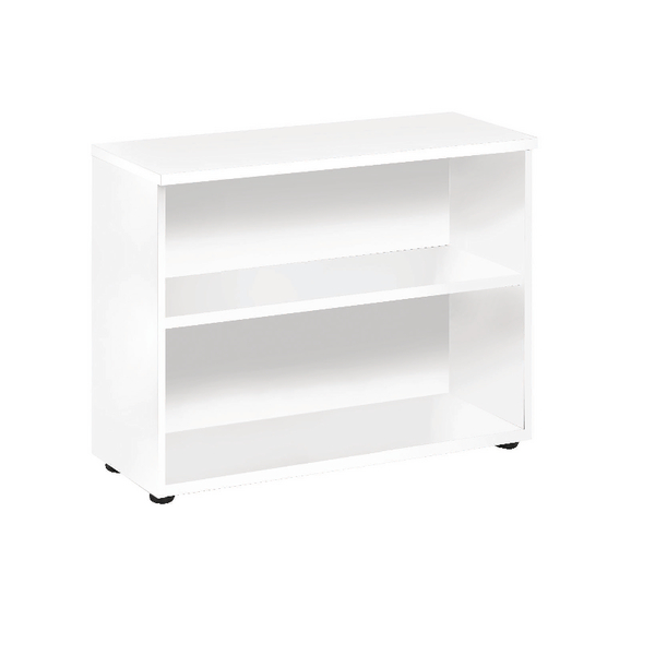 First 730mm Bookcase White KF839210