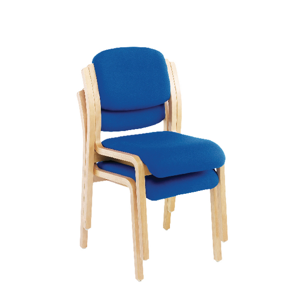 First Reception Side Chairs Blue KF839230
