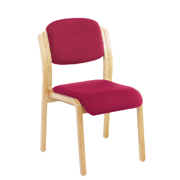 First Reception Side Chairs Claret KF839231
