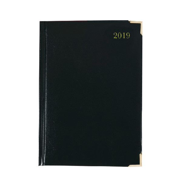 Executive 2019 Black A4 Day/Page Diary KFEA41BK19