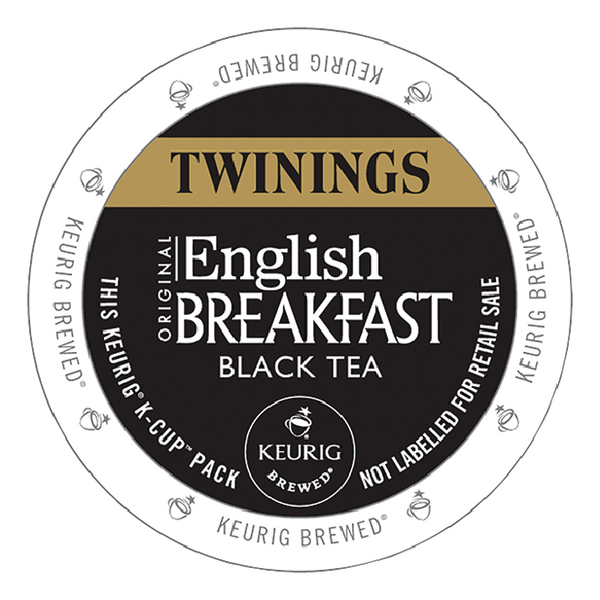 Twinings Original English Breakfast Tea Pods (24 Pack) 93-07599