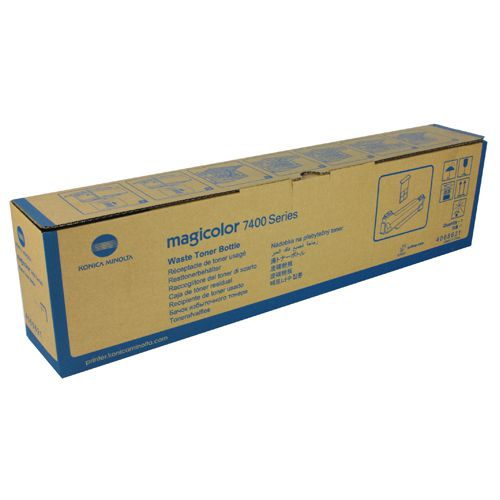 Konica Minolta Magicolor 7450 Waste Toner Box (Pack of 1) 4065621