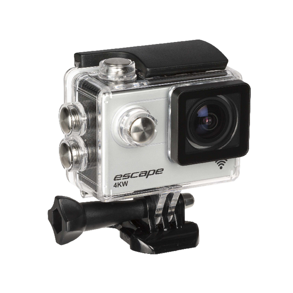 Kit Escape 4K Wi-Fi Action Camera  KVESCAPE4KW