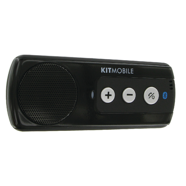 Kit Black Bluetooth Car Kit BTEASY