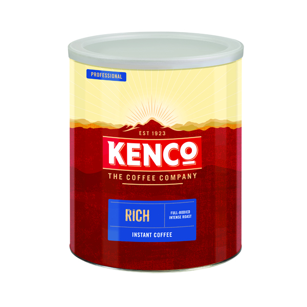 Kenco Really Rich Freeze Dried Instant Coffee 750g 345101