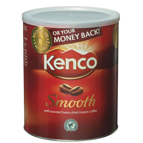 Kenco Smooth Instant Coffee 750g (Pack of 5) KS818947