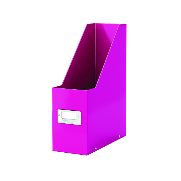 Leitz Click & Store Magazine File Pink 60470023