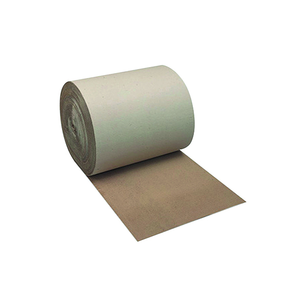 Corrugated Paper Roll 900mm x 75m Recycled Kraft SFCP-0900