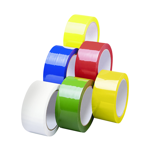 Yellow Polypropylene Tape 50mm x 66m (6 Pack) APPY-500066-LN