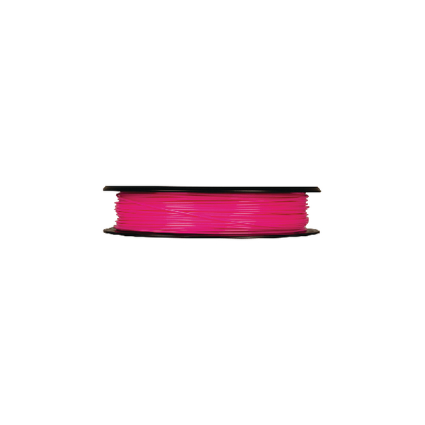 MakerBot 3D Printer Filament Small Neon Pink MP06049