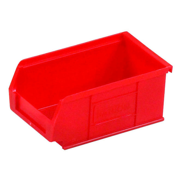 Barton Red Small Parts Container 1.27 Litre (20 Pack) 10022