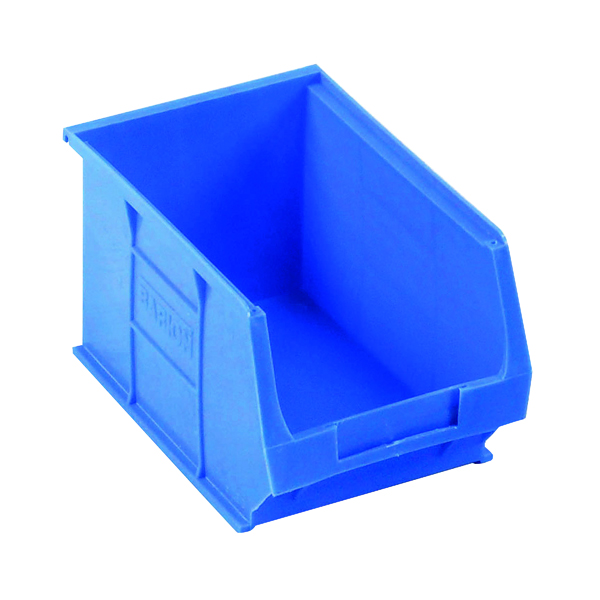 Barton Blue Small Parts Container 4.6 Litre (10 Pack) 10031