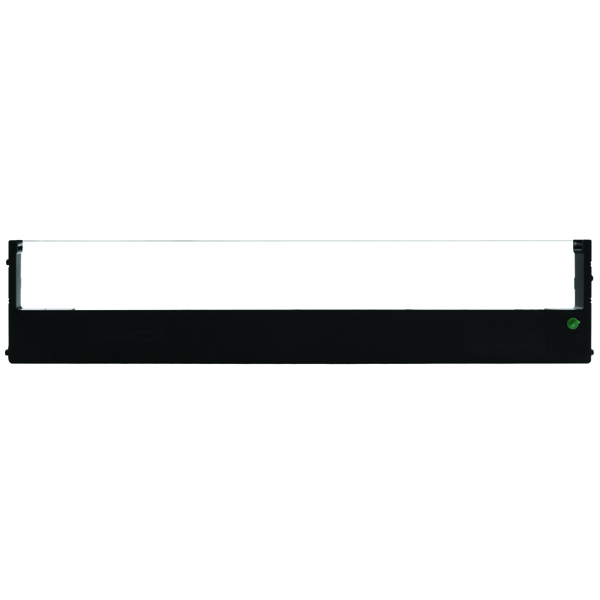 Tally Black T2140 Fabric Ribbon 060425
