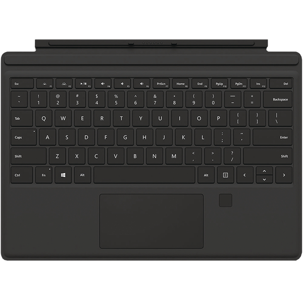 Microsoft Surface Pro 4 Type Black Cover R9Q-00010