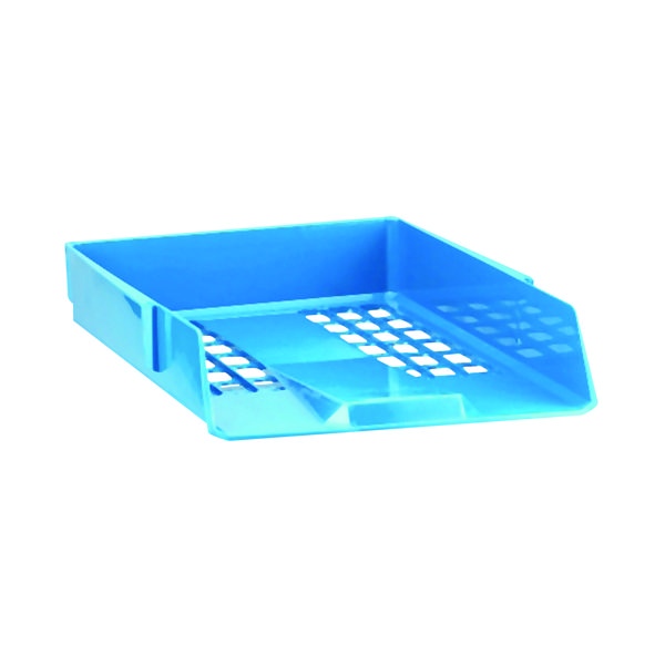 Avery Basics Blue Letter Tray 1132BLUE