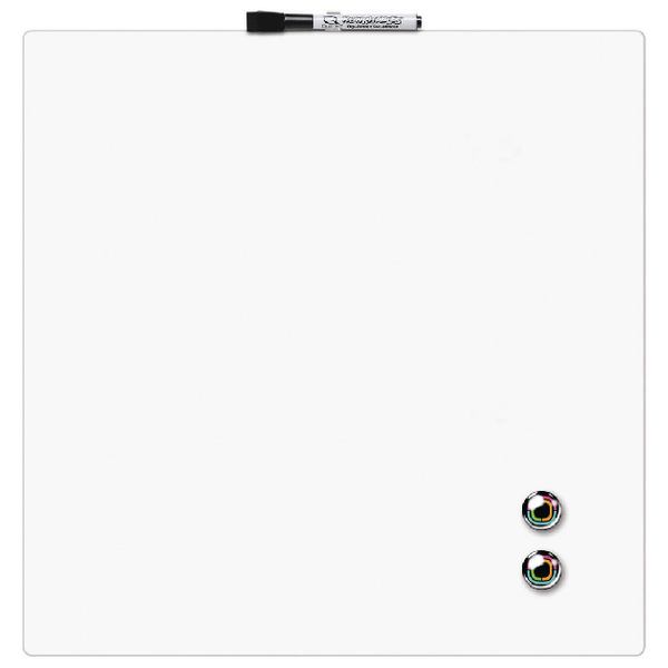 Rexel Magnetic Tile 360 x 360mm White (Pack of 1) 1903802