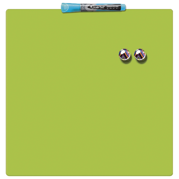 Rexel 360x360mm Green Magnetic Tile 1903773