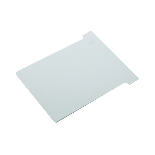 Nobo Size 3 White T-Card (100 Pack) 32938911