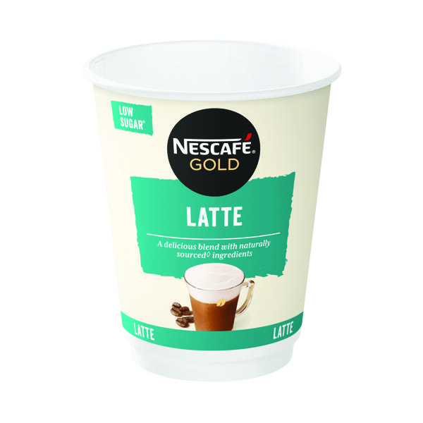 Nescafe & Go Latte Cup 23g (8 Pack) 12278742