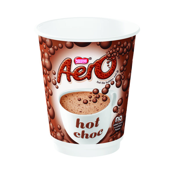 Nescafe & Go Aero Hot Chocolate (8 Pack) 12164125