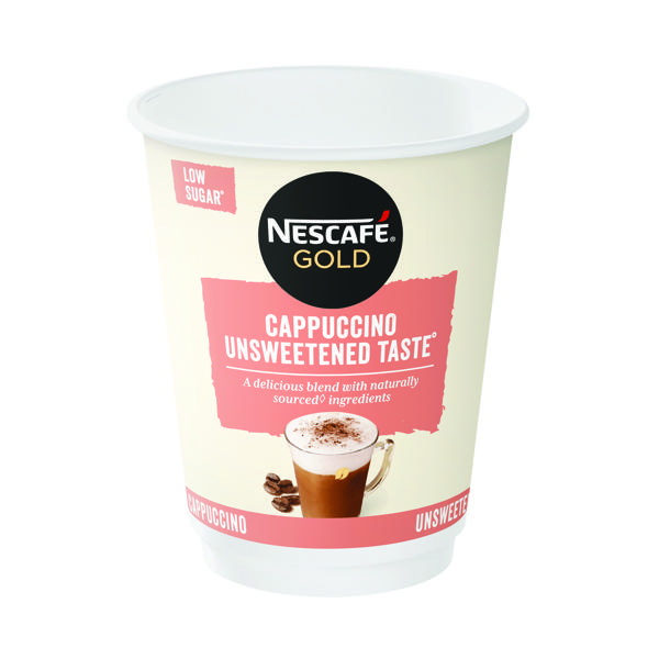 Nescafe and Go Cappuccino (8 Pack) 12033811
