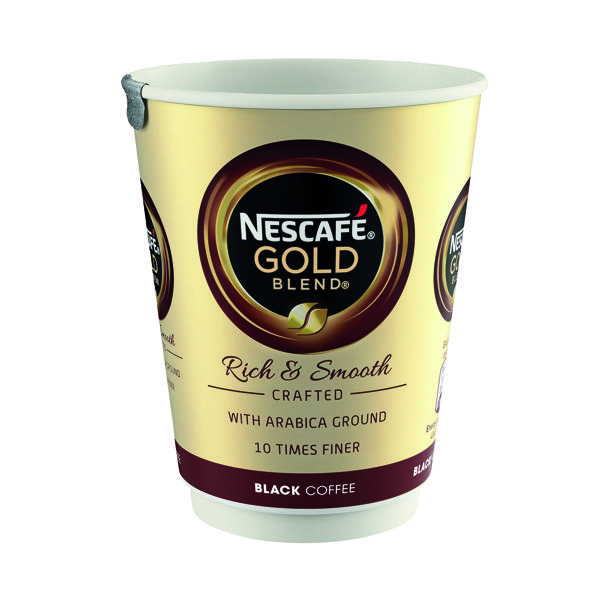 Nescafe and Go Gold Blend Black Coffee (8 Pack) 12033810