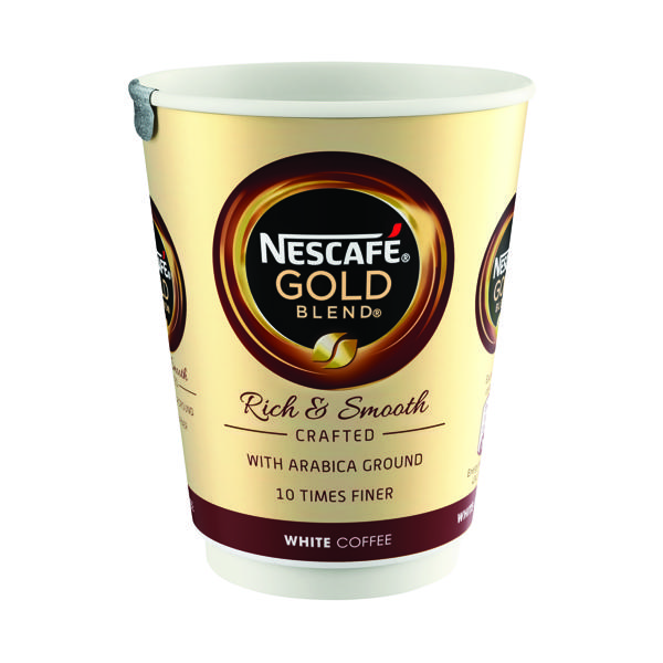 Nescafe and Go Gold Blend White Coffee (8 Pack) 12033813