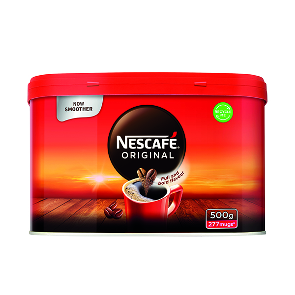Nescafe Coffee Granules 500g 12295139