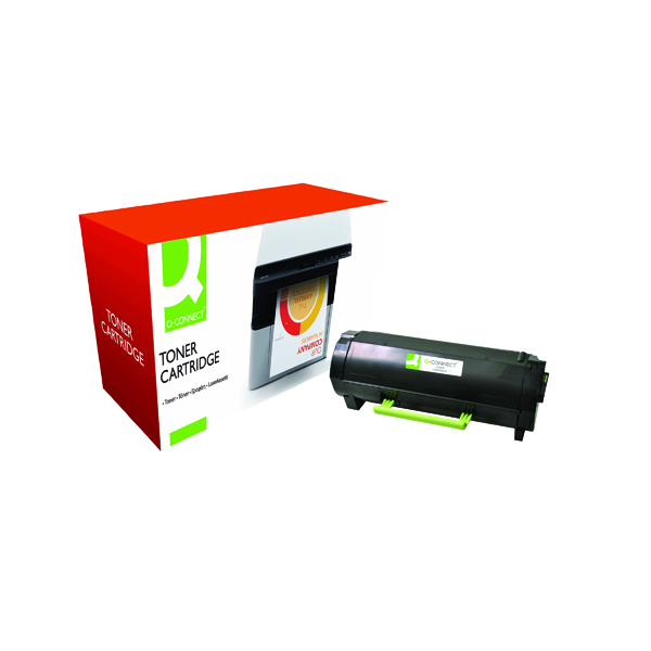 Q-Connect Compatible Solution Lexmark MS610 Black Toner Ultra High Yield 50F2U00