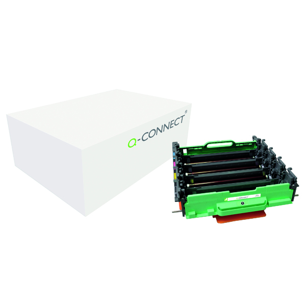 Q-Connect Remanufactured Brother DR320CL Colour Drum Unit DR320CL-COMP