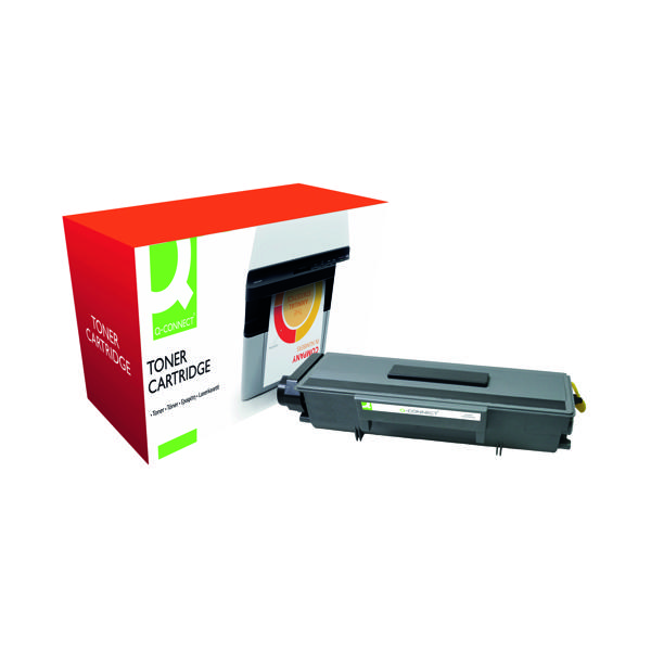 Fx print stationery ltd q connect brother reman black toner cartridge tn3230 fandeluxe Image collections