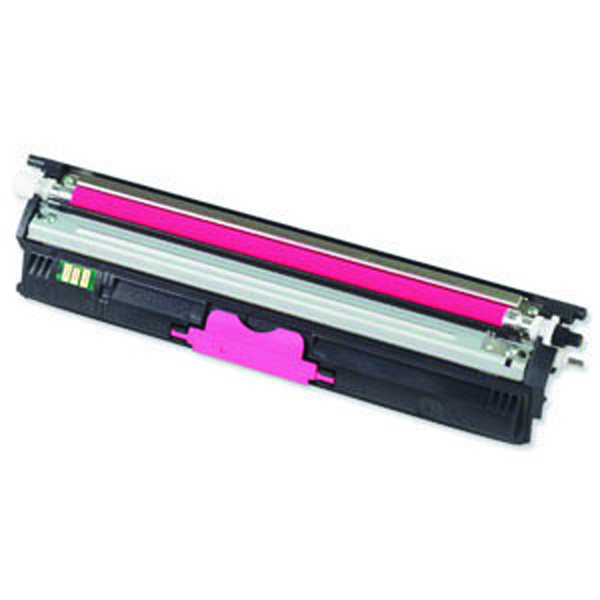 Oki C110/C130 Laser High Capacity Toner Cartridge 2.5K Magenta 44250722