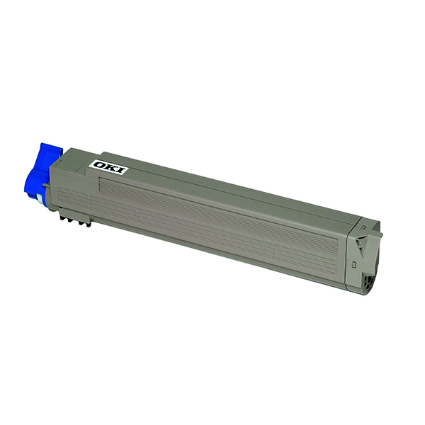Oki Yellow 43837129 Toner Cartridge