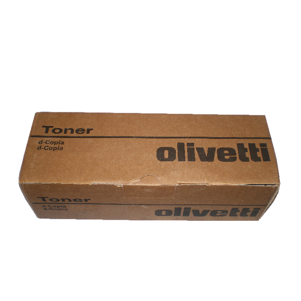 Olivetti D-Color MF220/MF280 Black B0854 Toner Cartridge