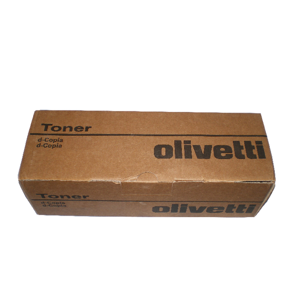 Olivetti D-Color MF220/MF280 Yellow B0855 Toner Cartridge