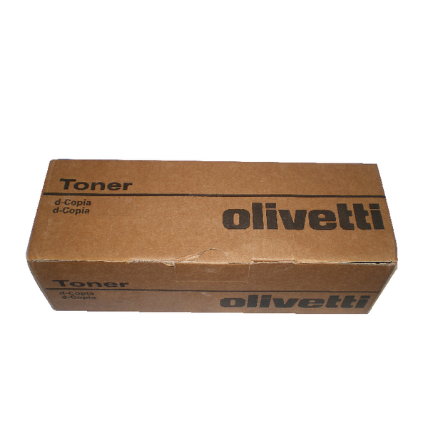 Olivetti D-Color MF220/MF280 Cyan B0857 Toner Cartridge