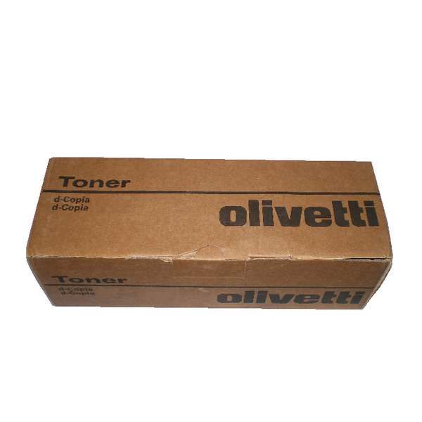 Olivetti Black D-Copia 403MF/404 Toner Cartridge B0940