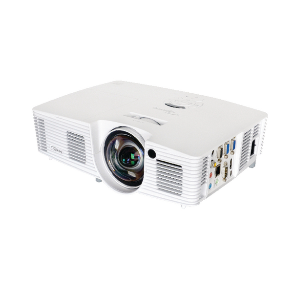 Optoma W316ST Projector 95.70401GC0E