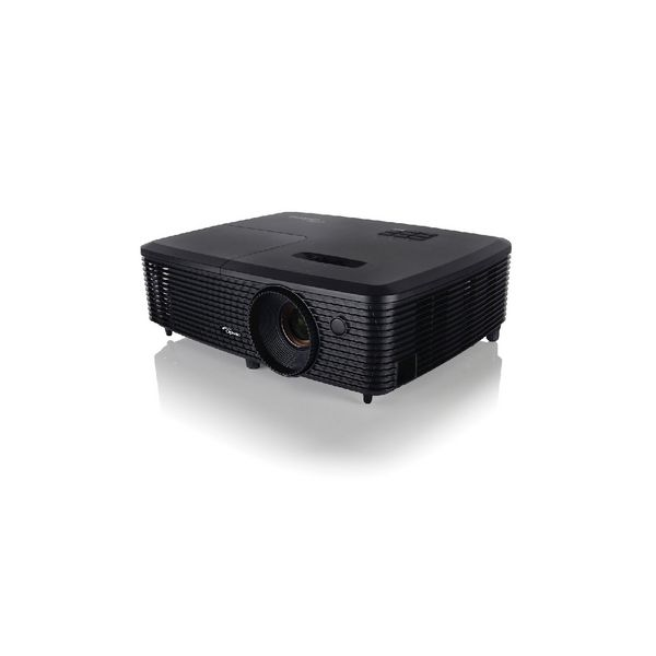 Optoma Black Portable Projector DX349