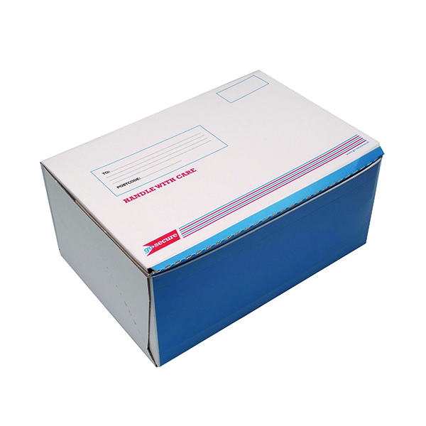 Go Secure Post Box Size E 447x347x157mm (15 Pack) PB02280