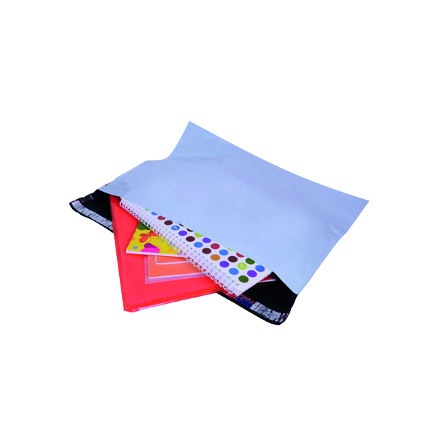 Go Secure Extra Strong Polythene Envelope 440 x 320mm (100 Pack) PB26262