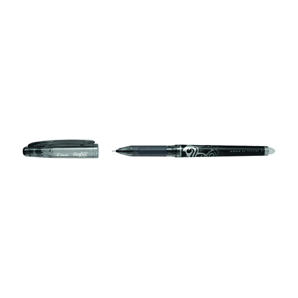 Pilot Frixion Point Rollerball 0.5mm Black (12 Pack) 227101201