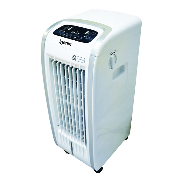 Igenix 4 in 1 Evaporative Air Cooler White IG9704