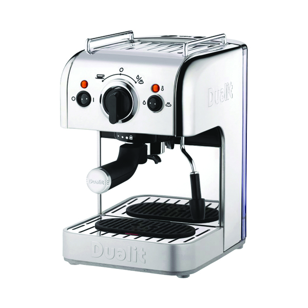 Dualit 3in1 Coffee Machine 15 Bar Pressure DA8440